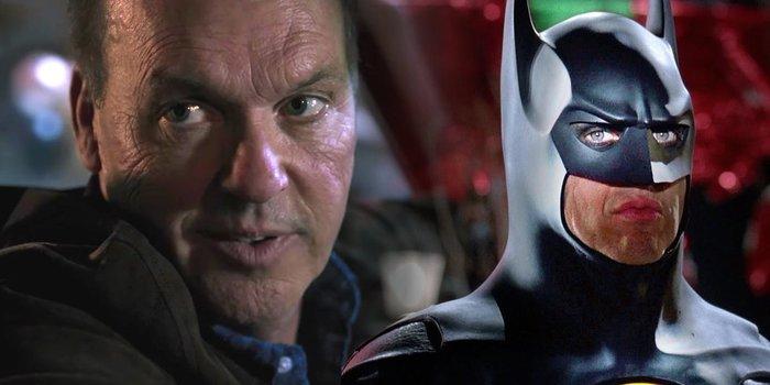 Майкл Китон может вернуться к роли Бэтмена