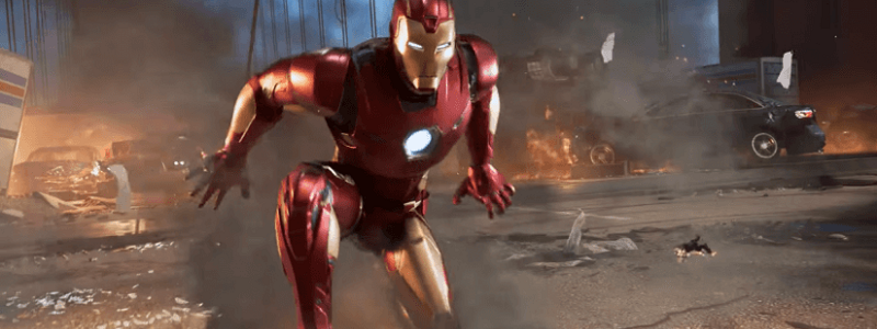 Marvel представили тизер «Железного человека 2020»