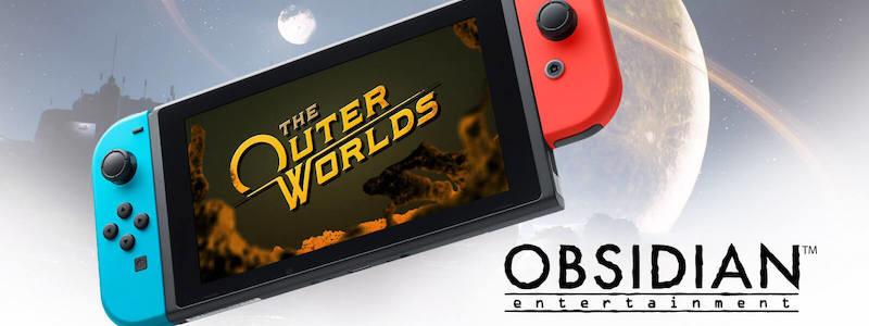 The Outer Worlds выйдет на Nintendo Switch в 2020 году