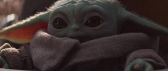 Молодой Йода на концепте «Звездных войн: Мандалорец»