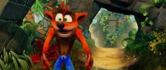 Новая игра в серии Crash Bandicoot находится в разработке