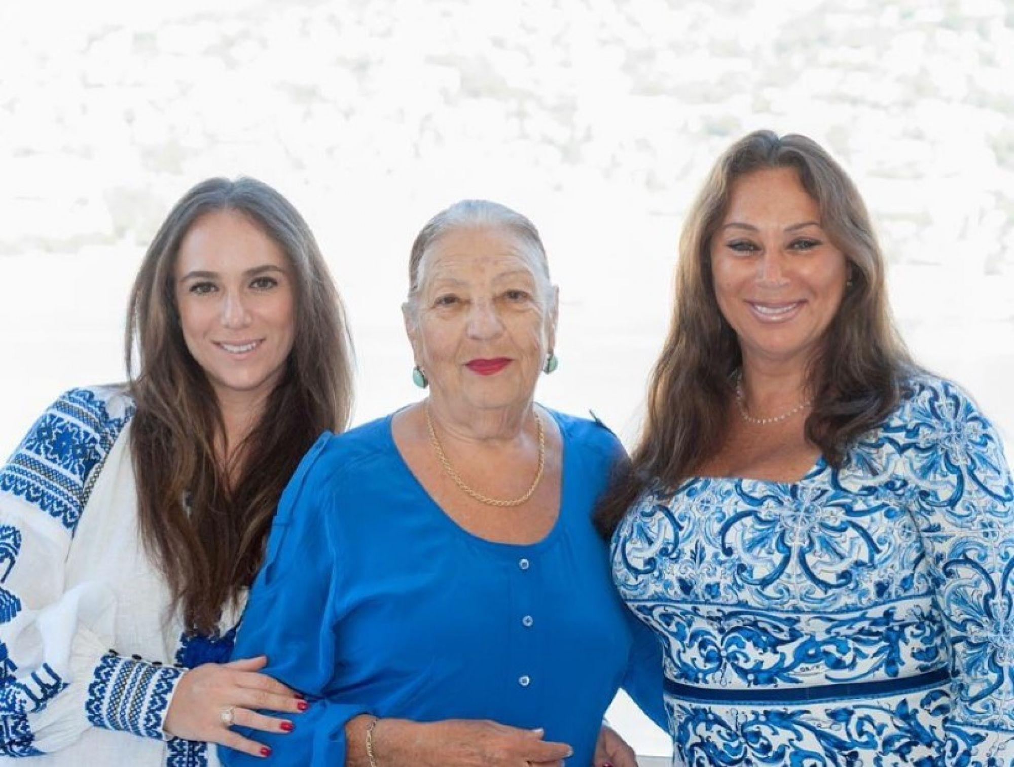 Дочь покойной Аллы Вербер рассказала об уважении к фэшн-директор ЦУМа в Италии и о депрессии бабушки