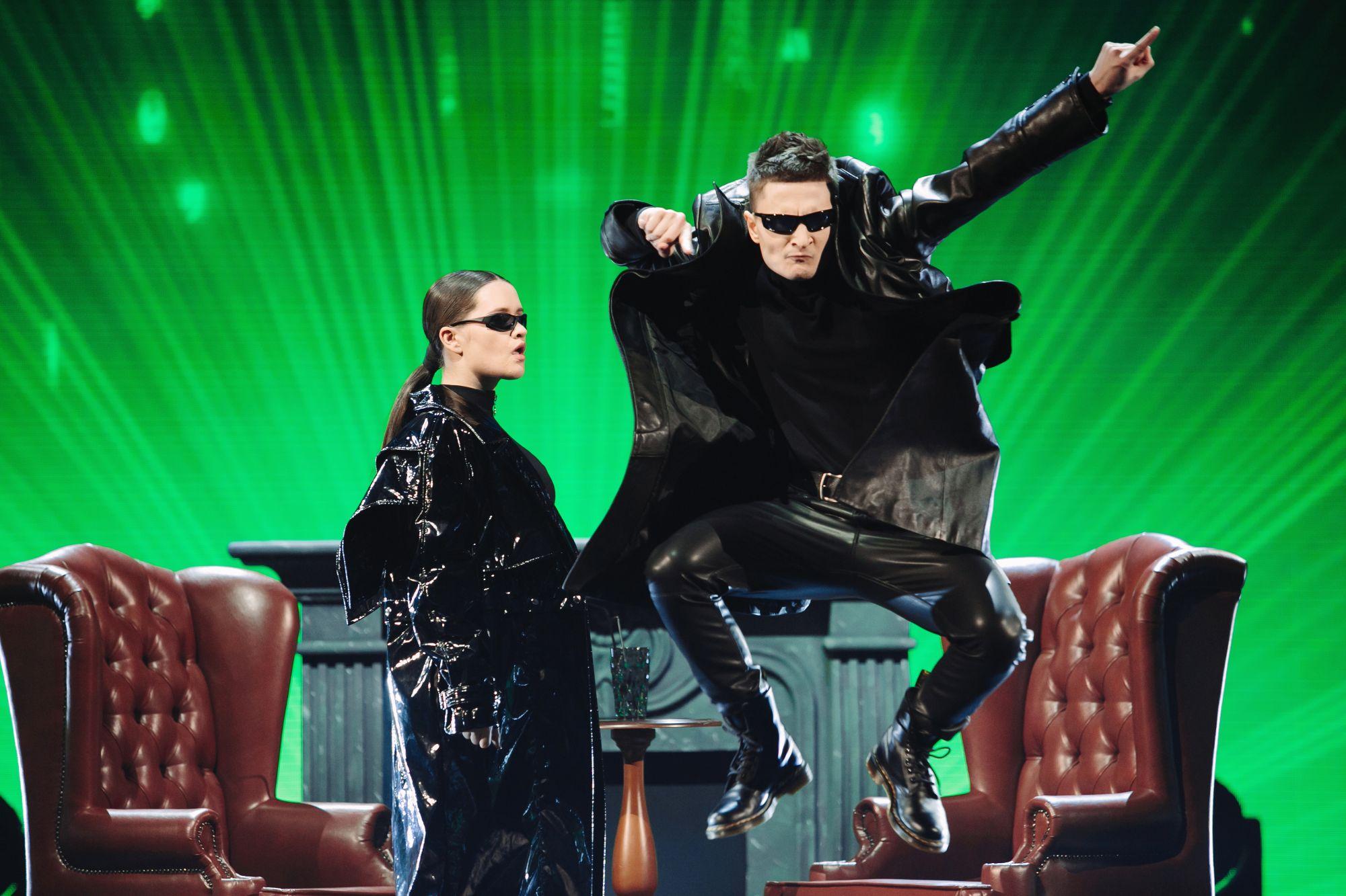В шоу «ТАНЦЫ» на ТНТ  покажут номера по мотивам «Джокера» и «Матрицы»