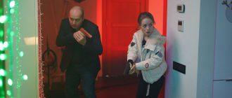 Сергея Бурунова парализовало в финальном трейлере комедии «Полицейский с Рублёвки. Новогодний беспредел 2»