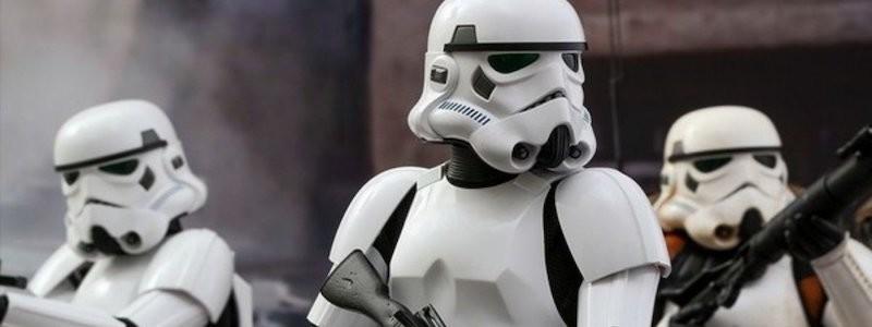 Посмотрите, как менялись штурмовики в «Звездных войнах»