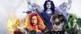 Раскрыто, будет ли 3 сезон сериала «Титаны» от DC Universe
