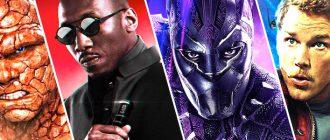 В 2023 году выйдет сразу 5 фильмов киновселенной Marvel