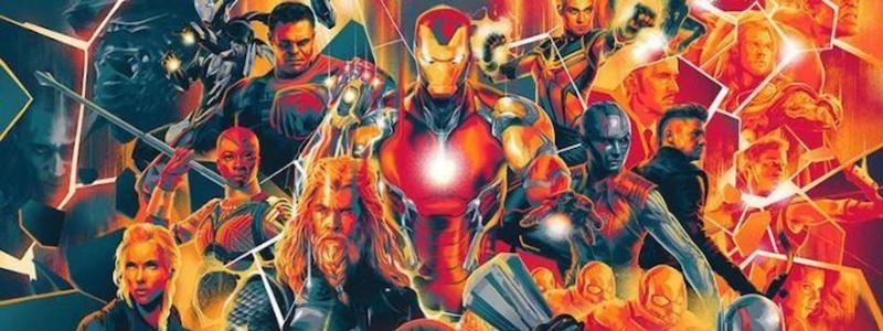 Новые крутые постеры фильма «Мстители: Финал»