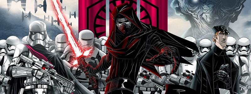 Предыстория Первого Ордена будет раскрыта в «Звездных войнах 9»