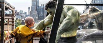 Как могла пройти встреча Халка с Древней в «Мстителях: Финал»