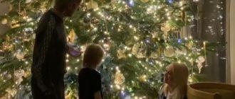 """""""Сказочная"""": Яна Рудковская похвасталась шикарной нарядной ёлкой почти за месяц до Нового года"""