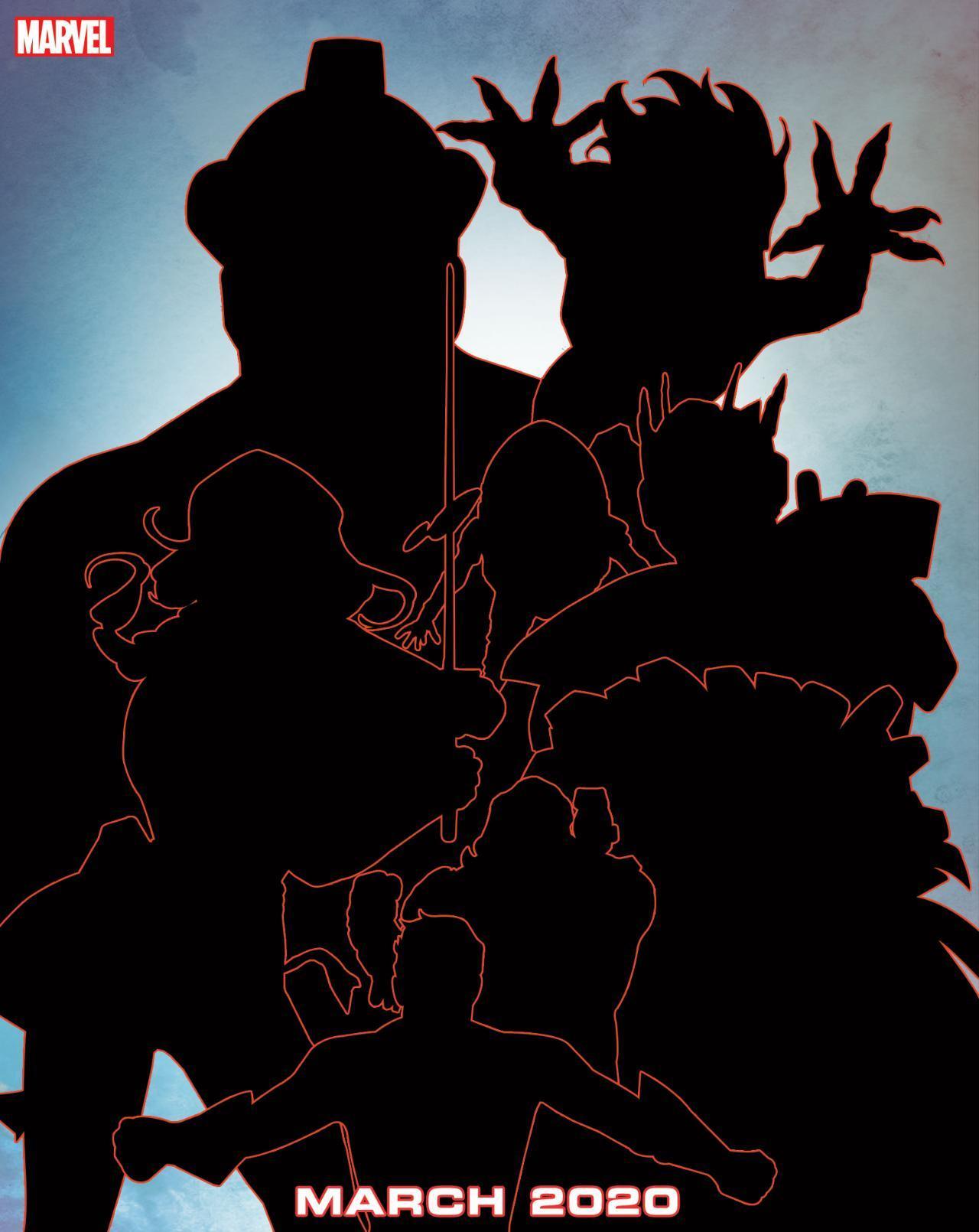 Marvel тизерят новую команду Людей Икс