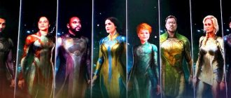 Marvel подтвердили таймлайн фильма «Вечные»