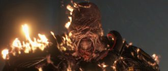 Жуткий Немезис в новом трейлере Resident Evil 3 Remake