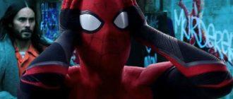Морбиуса заметили в «Человеке-пауке: Возвращение домой»