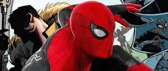 Намек на появление Крейвена-охотника в киновселенной Marvel