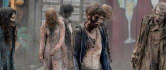 Дата выхода «Ходячих мертвецов: Мир за пределами»