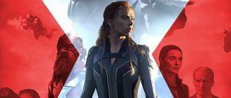 Marvel раскрыли новую линейку «Черная вдова»