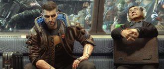 Мультиплеер Cyberpunk 2077 не выйдет раньше 2022 года