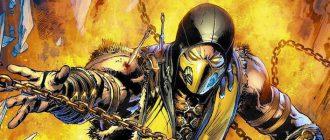 Анонсирован новый фильм по Mortal Kombat про Скорпиона