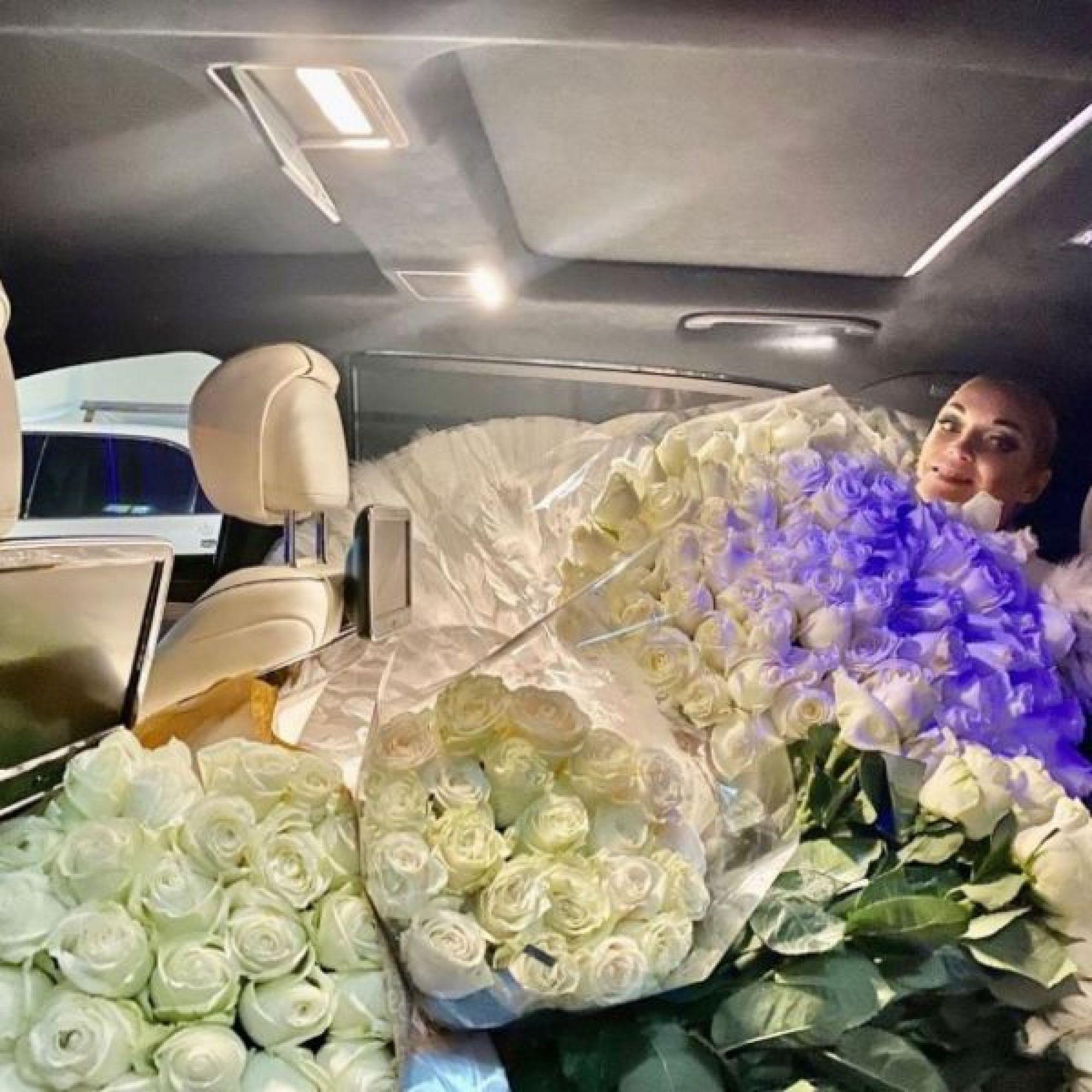 Волочкова впервые за много месяцев показала совместное фото с возлюбленным