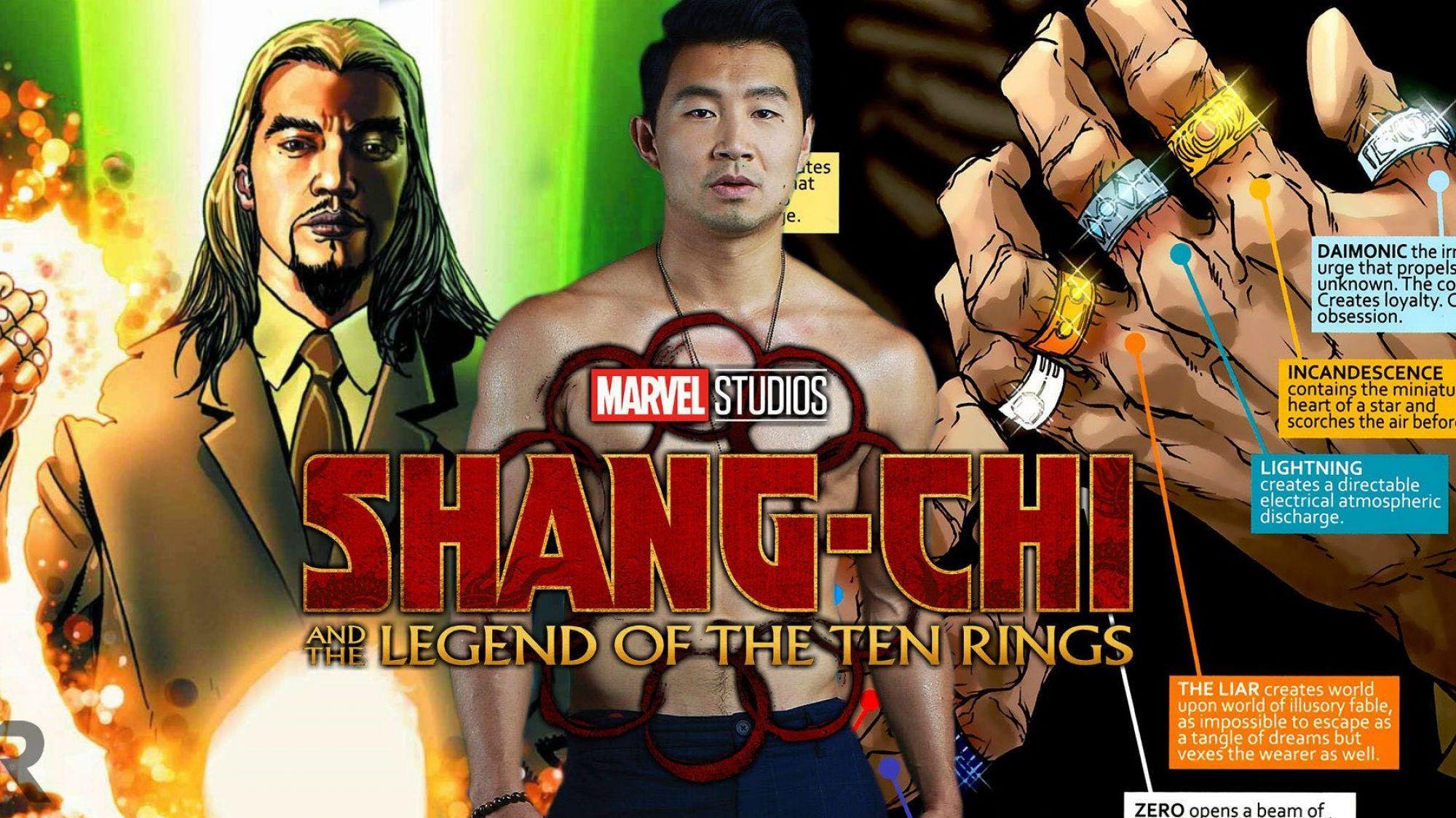 Актёрский состав одного из предстоящих фильмов Marvel на 98% азиатский