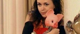 Анастасия Заворотнюк отметила в клинике день рождения старшей дочери