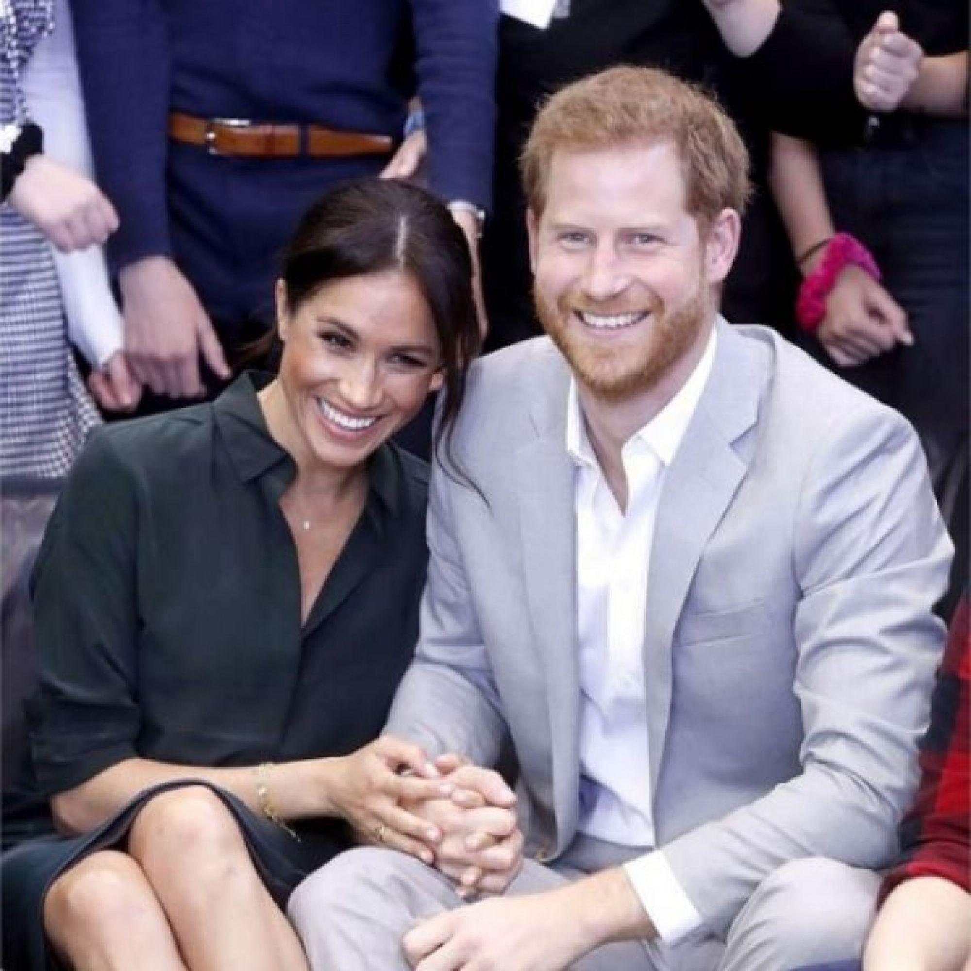 """""""Она унизила всю королевскую семью"""": Отец Меган Маркл шокирован её отречением"""
