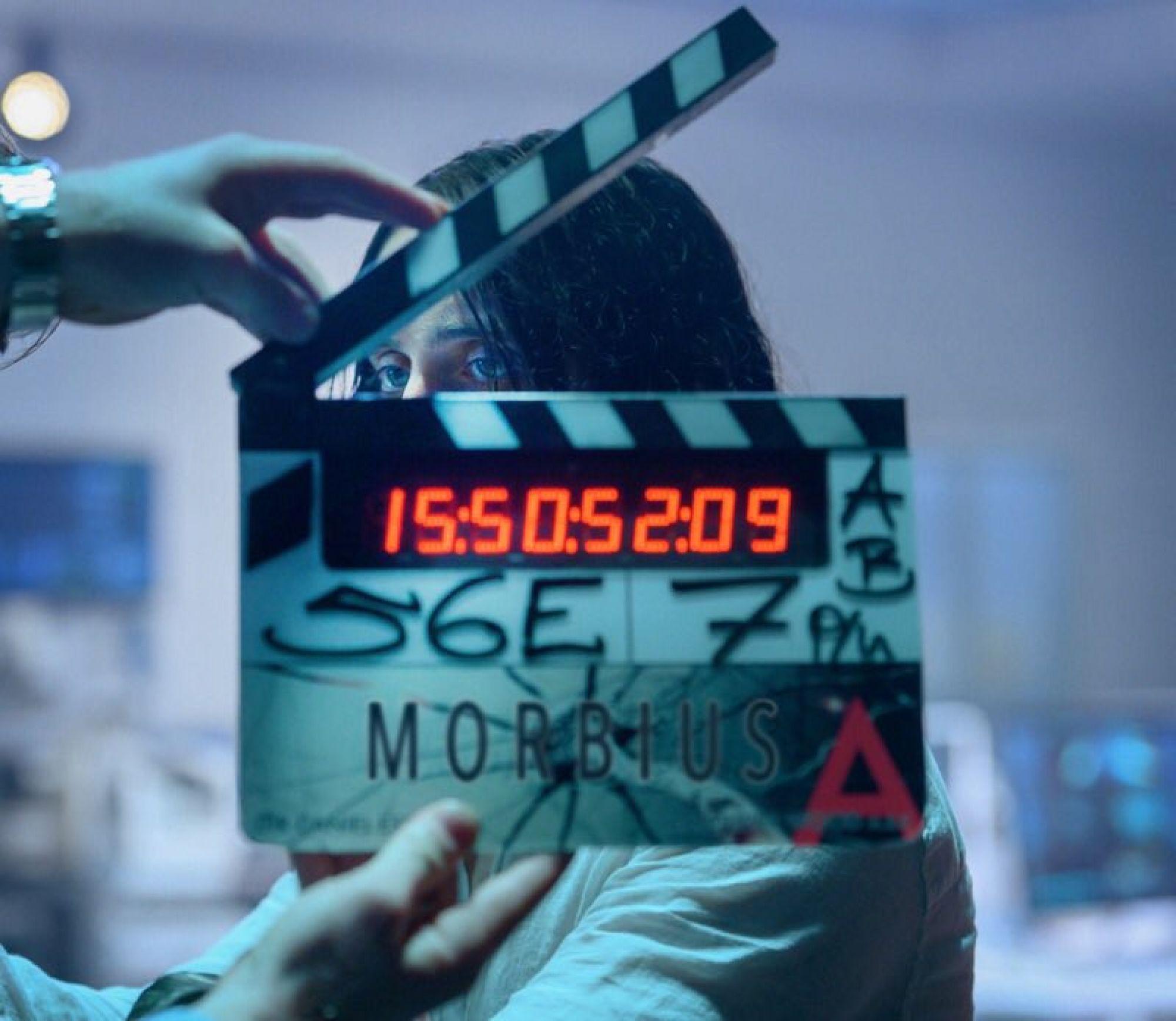 Новый кадр из «Морбиуса, живого вампира» подтверждает связь картины с Marvel