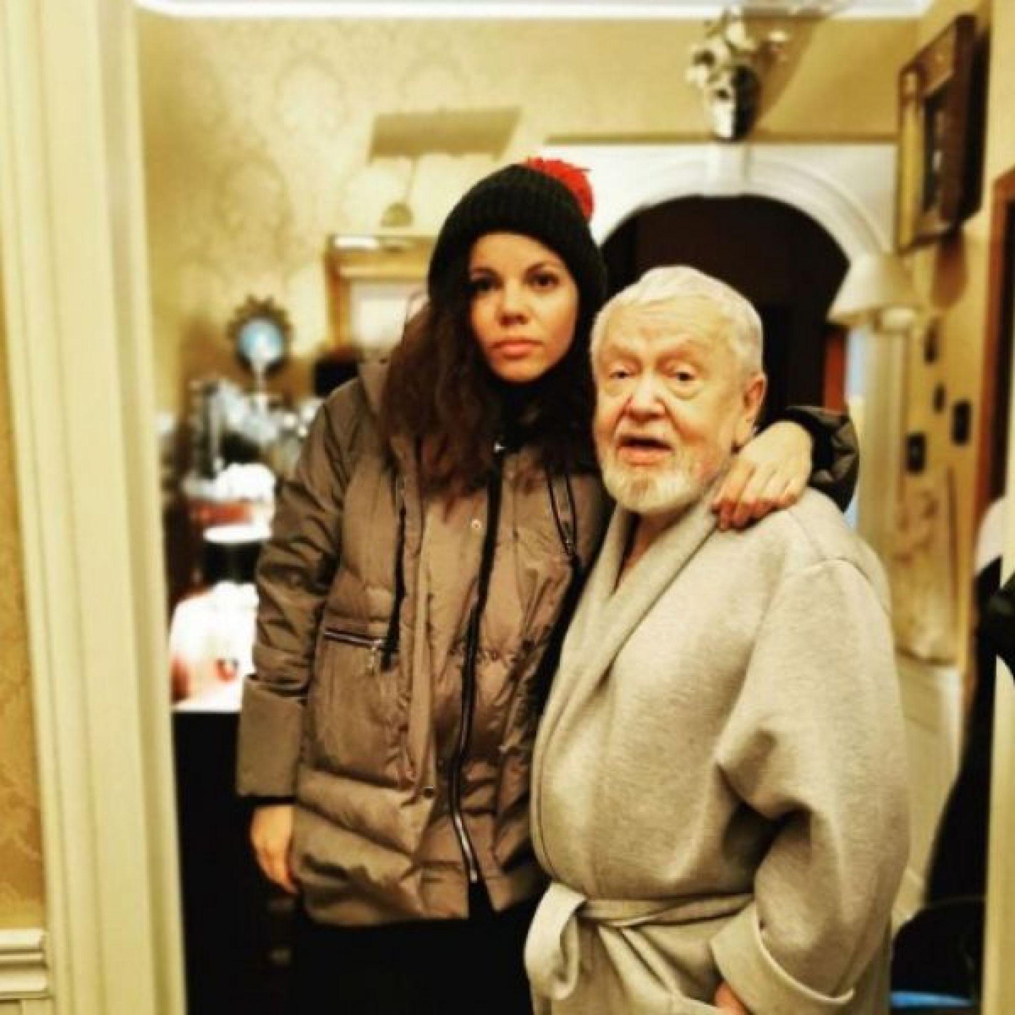 Сергей Соловьёв перенёс инсульт после ареста его счетов