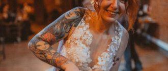 Экс-ранетка Женя Огурцова показала свадебные фото и возродила свою страсть