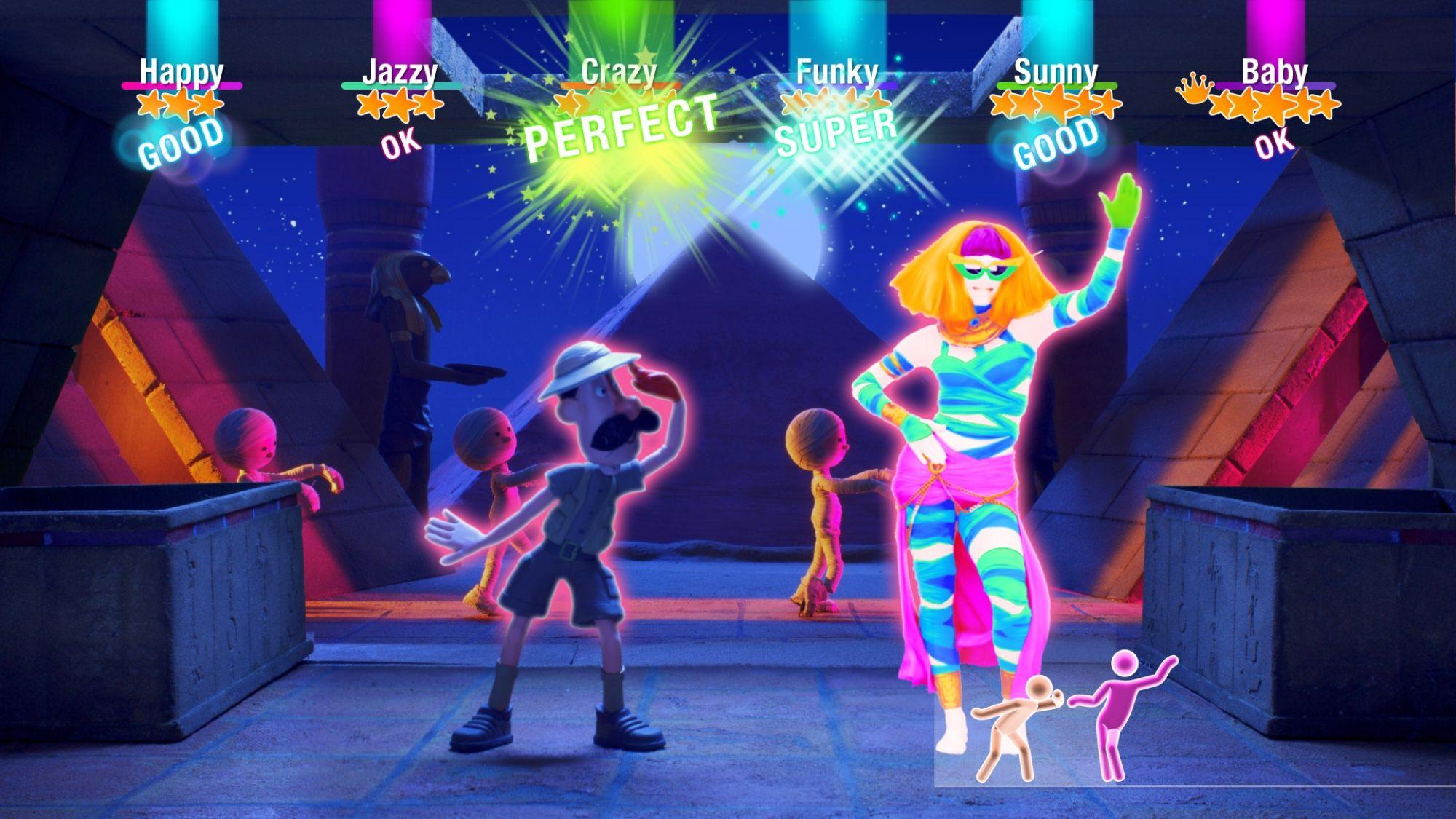 Студия Sony намерена поставить экранизацию игры Just Dance