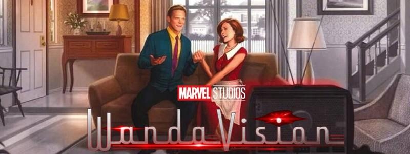 Актер тизерит первый трейлер сериала «ВандаВижен» от Marvel