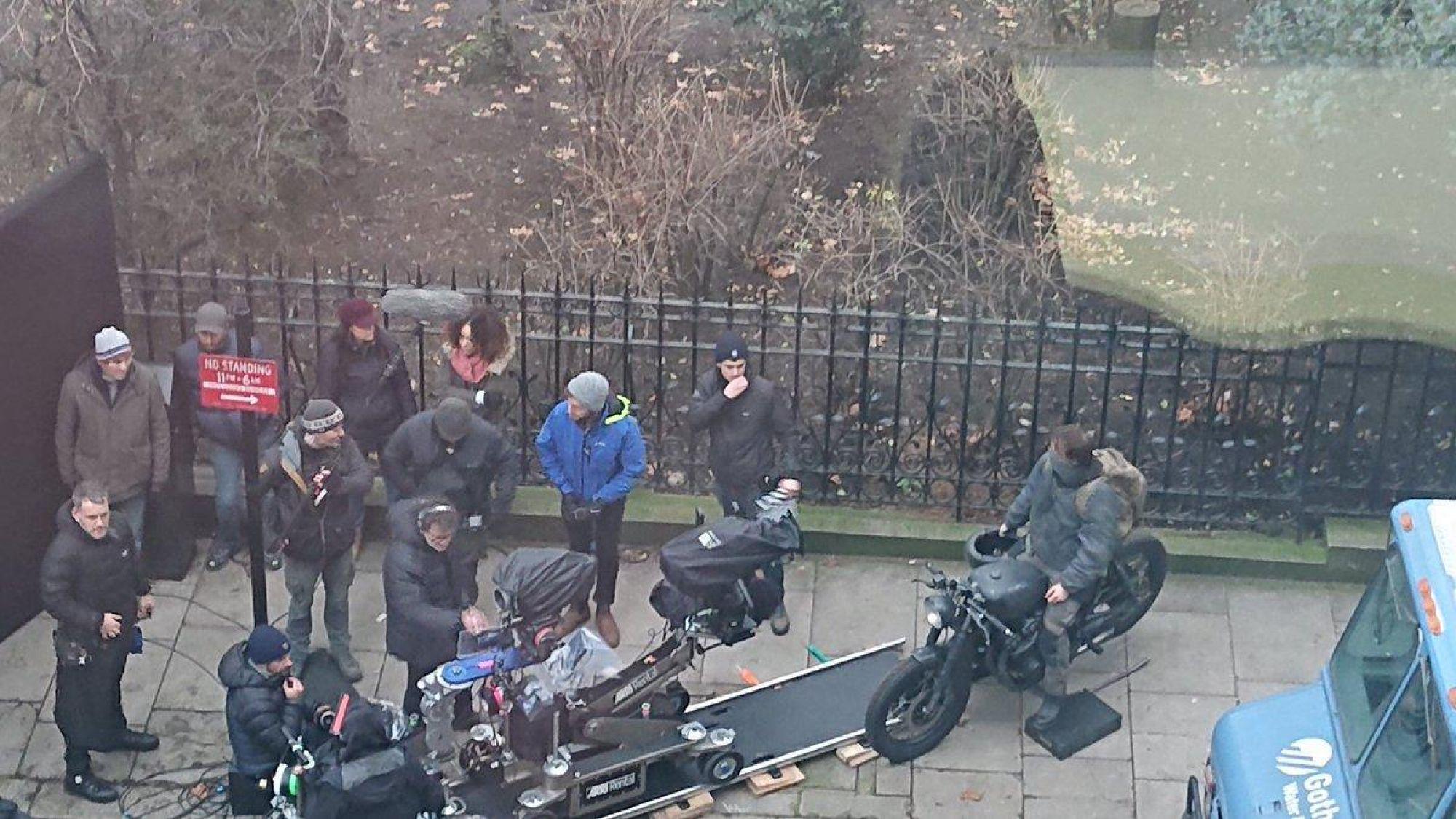 В Лондоне стартовали съёмки «Бэтмена» с Робертом Паттинсоном
