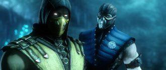 Тизер Скорпиона и Саб-Зиро в экранизации Mortal Kombat