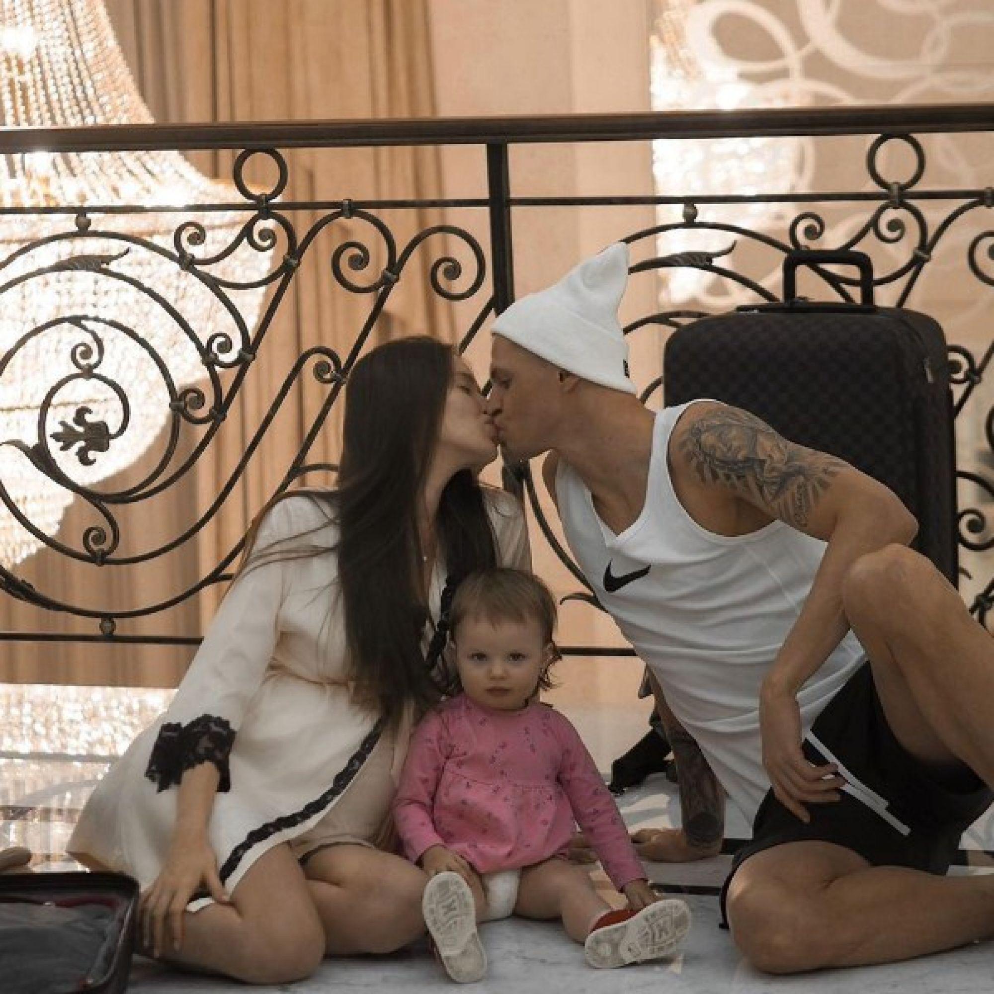 Анастасия Костенко родила вторую дочь от Дмитрия Тарасова