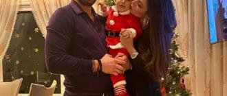 Александр Овечкин и Настасья Шубская ждут второго ребенка