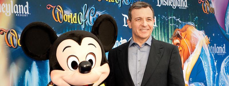 Боб Айгер прокомментировал свой уход с поста главы Disney
