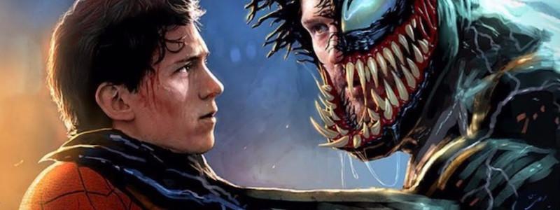 Новый кадр «Венома 2» раскрыл связь с Человеком-пауком и MCU