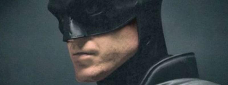 Костюм Бэтмена Роберта Паттинсона в цвете выглядит круто