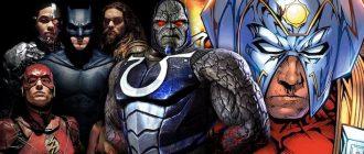 Тизер фильма «Новые боги» от DC
