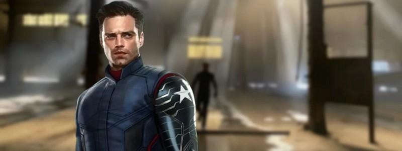 Новый кадр сериала «Сокол и Зимний солдат» от Marvel