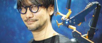 Хидео Кодзима официально работает над новым проектом