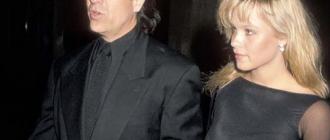 Бывший супруг Памелы Андерсон обручился вновь спустя три недели после разрыва