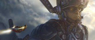 Галактус появился в этом трейлере «Мстителей 5»