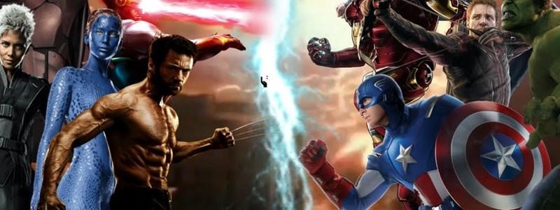 Marvel тизерят «Мстителей против Людей Икс»