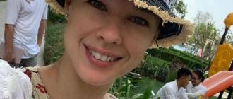 Катерина Шпица очаровала фото в купальнике и раскритиковала русских мужчин