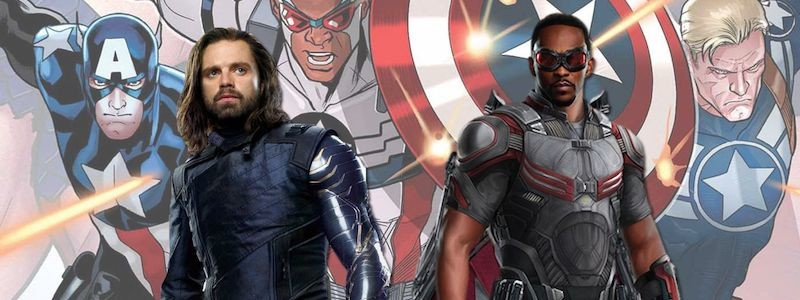 Описание сюжета сериала «Сокол и Зимний солдат» от Marvel