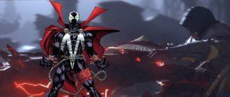Спаун оказался на новом постере Mortal Kombat 11