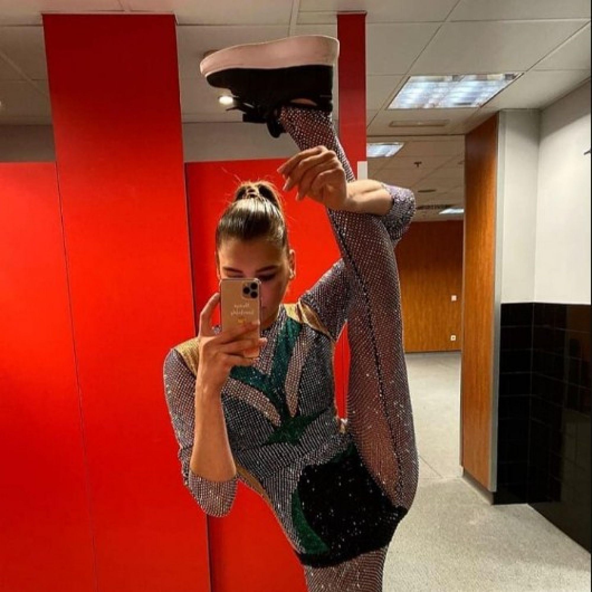Успешная российская гимнастка Александра Солдатова совершила попытку самоубийства